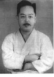 Mabuni Kenwa Sensei