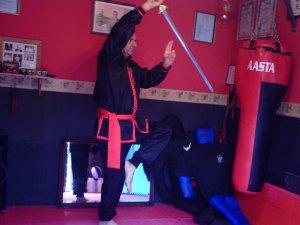 Tai Chi Sword 2012